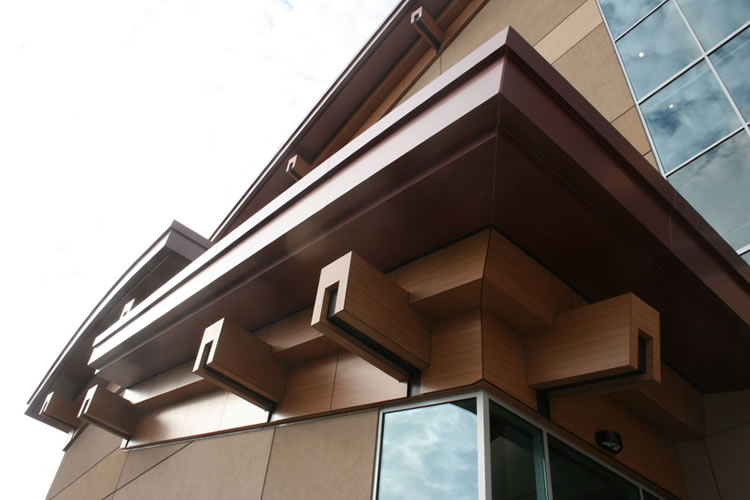 Projects National Panel Systems Metal Wall Panel